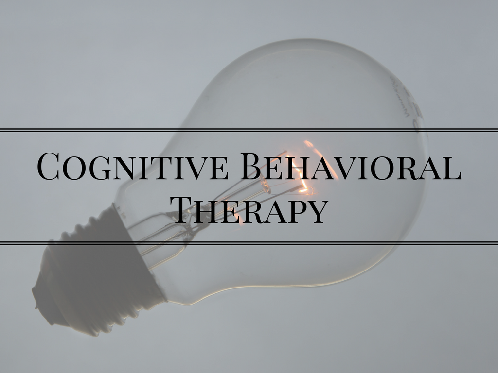 Cognitive Behavioral Therapy - Fresno Family Therapy